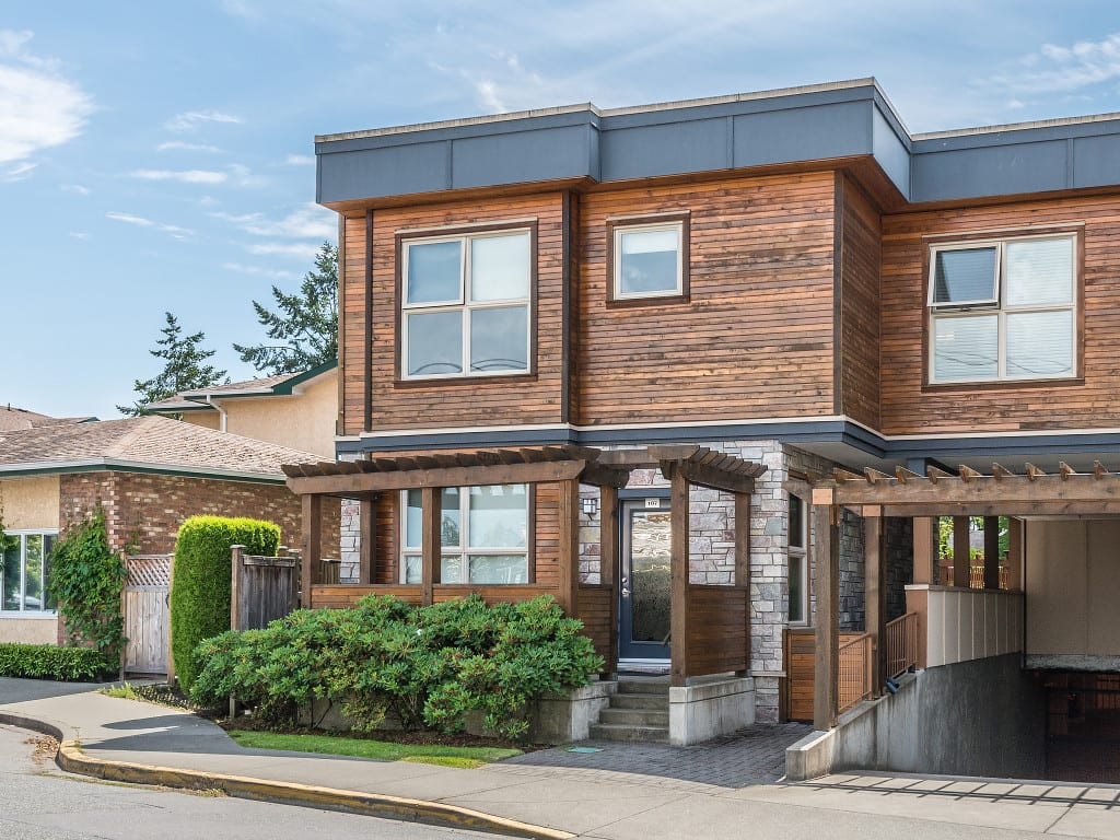 Resthaven, townhouses, condos in victoria, townhome