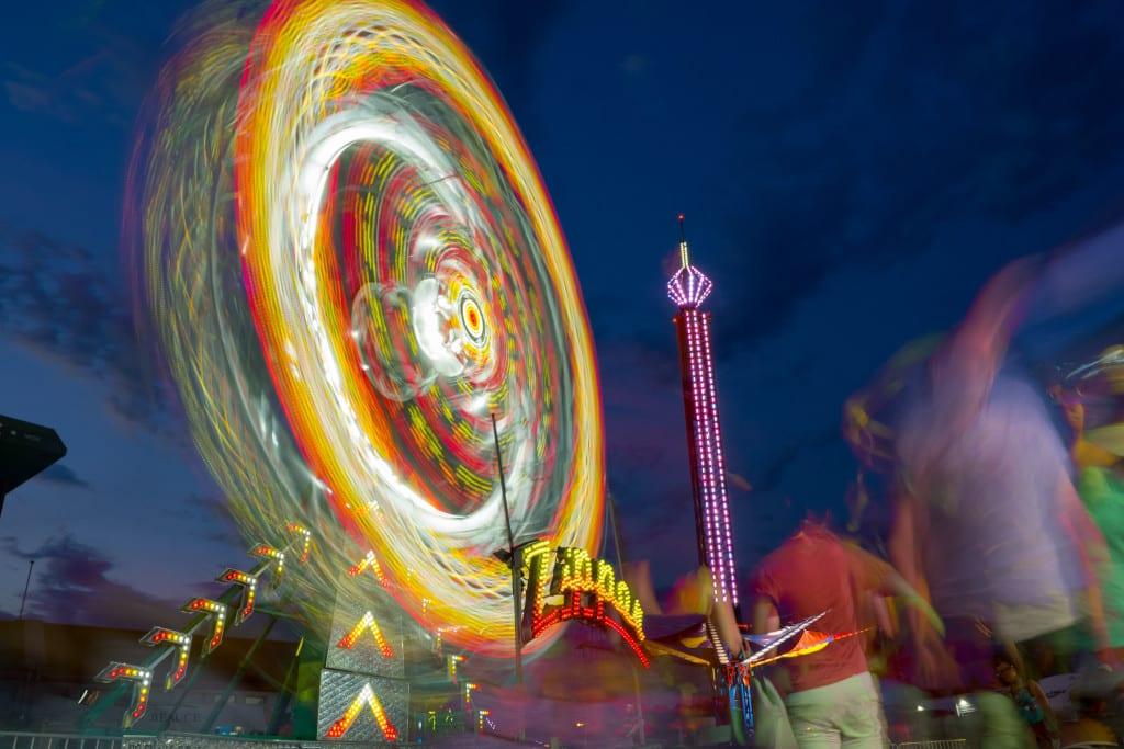 Saanich Fair, Saanich East