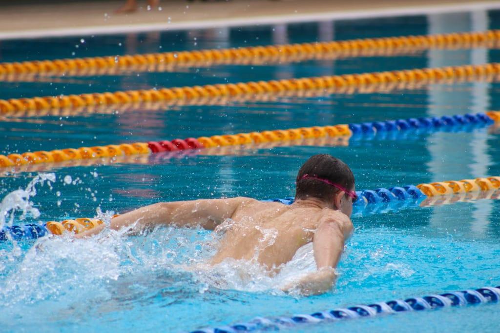 Saanich East, Swim