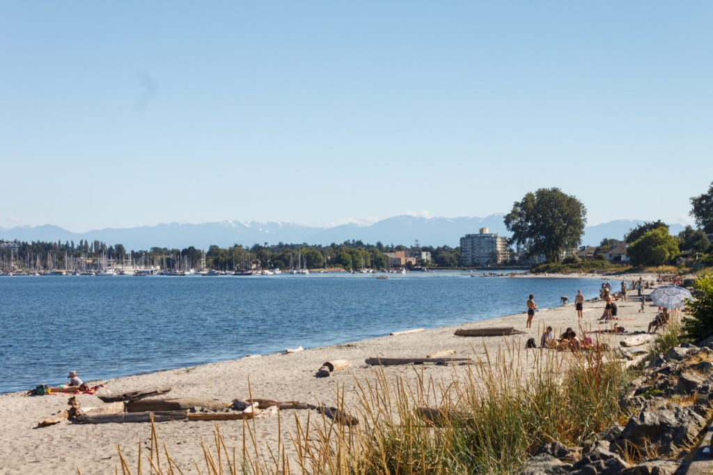 Oak Bay and Gonzales, willows beach