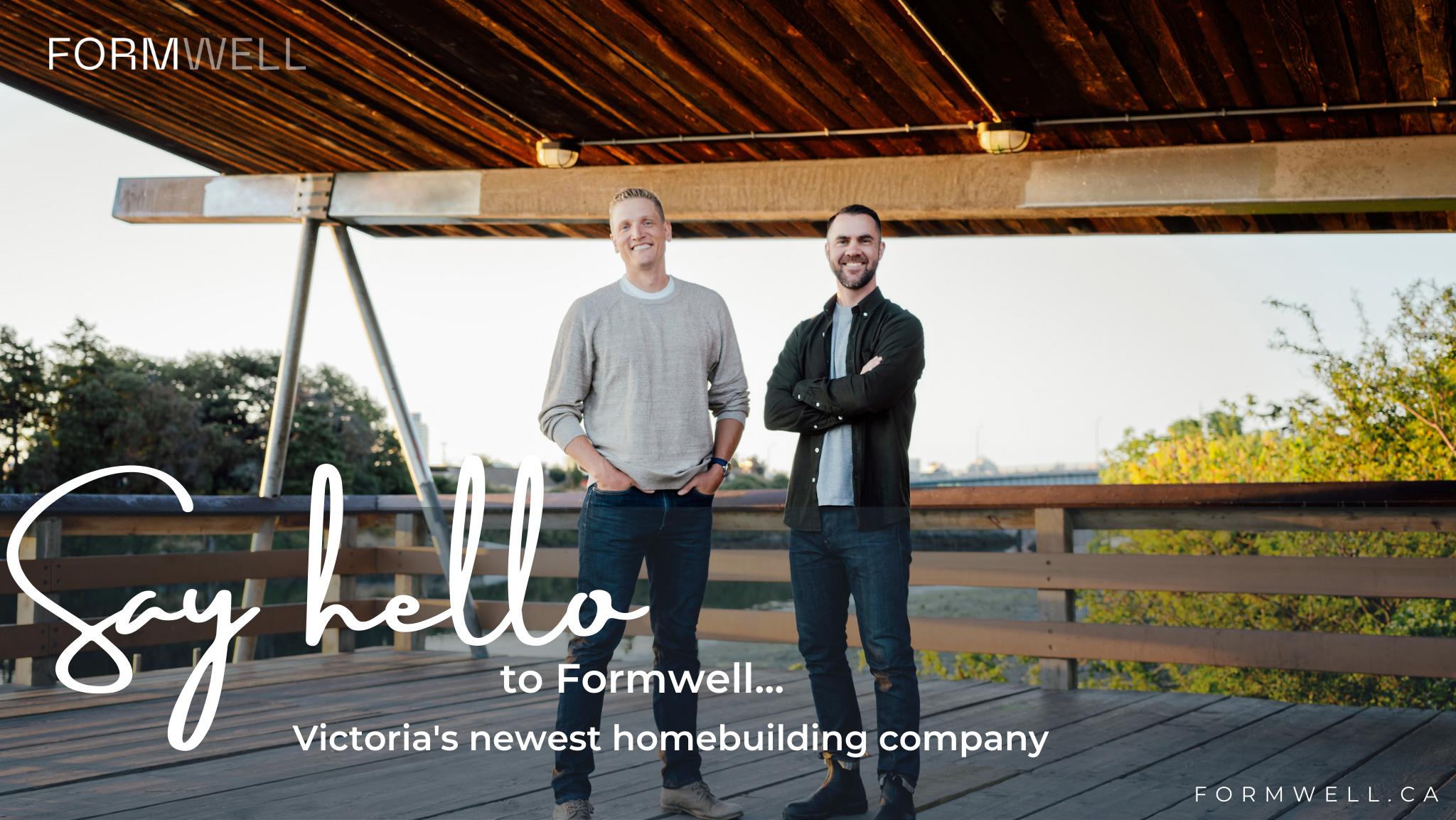 Townhomes, Condo, Washington, Formwell, Developers, Burnside Gorge, Victoria, BC, YYJ, Vancouver Island